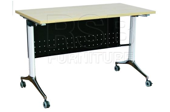 โต๊ะพับล้อเลื่อน แผ่นบังตาเหล็ก รหัส 2861 - คลิกที่นี่เพื่อดูรูปภาพใหญ่