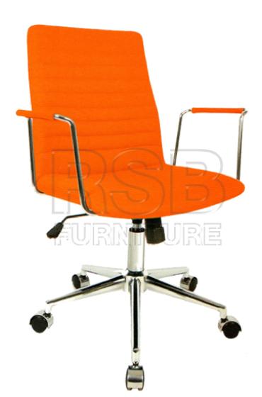 เก้าอี้สำนักงาน พนักพิงหนัง รหัส 2880 - คลิกที่นี่เพื่อดูรูปภาพใหญ่