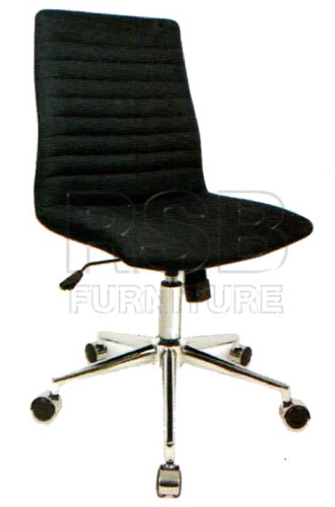 เก้าอี้สำนักงาน พนักพิงหนัง รหัส 2881 - คลิกที่นี่เพื่อดูรูปภาพใหญ่