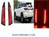 เสาไฟท้าย ฟอร์จูนเนอร์ 2015 LED สีแดง FORTUNER