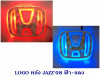 LOGO มีไฟ หลัง HONDA JAZZ 2008 ฟ้า-แดง มีไฟ