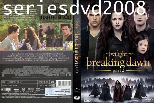 The Twilight Saga Breaking Dawn Part 2 ( Master )