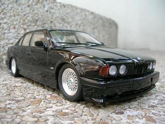 BMW M5 ของ Fujimi