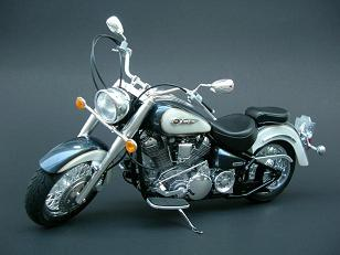 How to model Yamaha XV1600