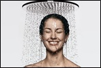 ทำความสะอาดฝักบัวอาบน้ำ ด้วยวิธีง่ายๅ
