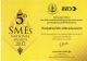 รางวัล SMEs National Award ครั้งที่ 5 ปี 2012