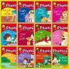 หนังสือเด็ก My Phonics Readers ครบชุด 12เล่ม