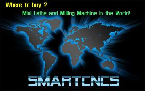 SmartCNCs เป็นตัวแทนจำหน่ายเครื่องกลึงเครื่องมิลลิ่งของ SIEG และมีขายที่ใหนบ้างในโลกนี้