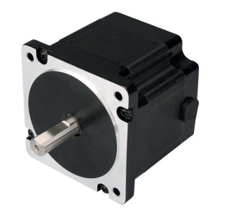 3 Phase Stepper Motors Model: 863S42 - 4.2 N.m (595 Oz-In) 3 Phase NEMA 34 Stepper Motor