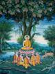 ต้นโพธิ์-ที่มา ความหมาย และคำถวายต้นโพธิ์เงินโพธิ์ทองเป็นพุทธบูชา