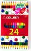 สีไม้ คอลลีน 787