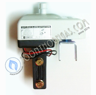 ACTUATORS DEVICE (SHUT-OFF VALVE)  EWOO รุ่น EW-201