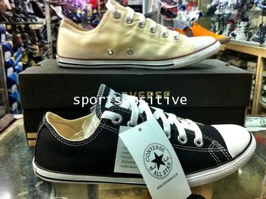 รองเท้า Converse All Star Slim Lite OX พื้นบาง