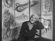 ประวัติย่อ มาร์ค ชาร์กาล (Marc Chagall ค.ศ. 1887 - 1985)