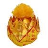 กระดาษเงินทองพับดอกบัว สำหรับไหว้เจ้า ขนาด 22 cm.