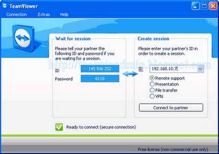 การติดตั้งและใช้งาน TeamViewer