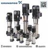 Grundfos - ปั๊มน้ำแรงดันสูงหลายใบพัดแนวตั้ง รุ่น CRN10-04