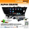 Alpha เครื่องเล่นระบบปฏิบัติการณ์ Android ตรงรุ่น สำหรับรถ Altis ปี 2014