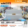 Audio Quart เพาเวอร์แอมป์ติดรถยนต์ รุ่น AQ-660.4 GT