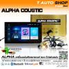 Alpha Coustic เครื่องเล่นติดรถยนต์ (ไม่เล่นแผ่น)