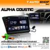 Alpha Coustic เครื่องเล่นระบบปฏิบัติการณ์ Android ตรงรุ่น สำหรับรถ HONDA Civic ปี 2012-2016