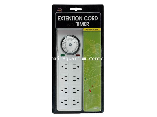 Up Aqua Extention Cord Timer