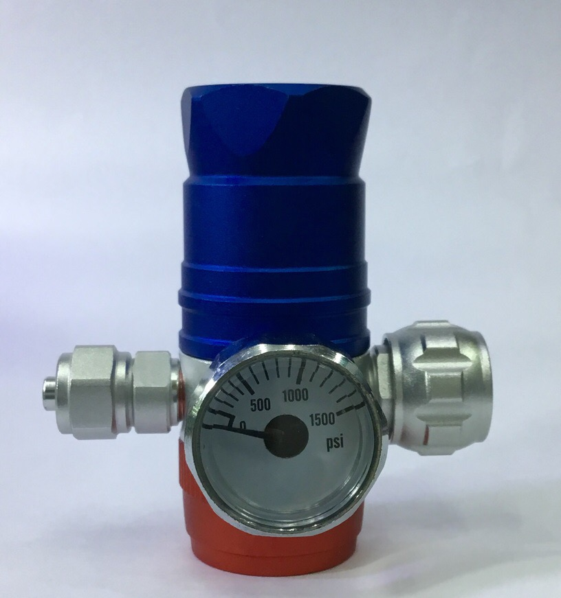 Cista Co2 Regulator