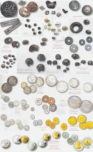 วิวัฒนาการเหรียญกษาปณ์ไทย
