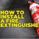 การป้องกันอัคคีภัยสามารถทำได้โดย ถังดับเพลิงชนิดไหนบ้าง