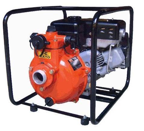 High Pressure Fire Pump Diesel Engine 6 5HP Re Coil Start