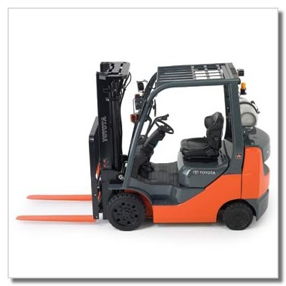 Toyota Forklift Fuel Efficiency & Productivity
