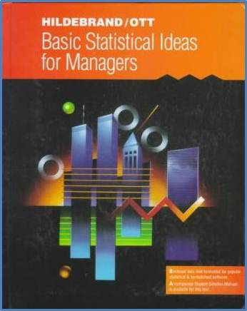 Basic Statistical Thinking for Managers  ISBN 9780534255244