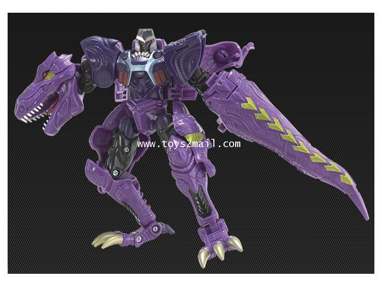 TRANSFORMERS UNITED : UN-31 VOYAGER BEAST MEGATRON TAKARA [RARE] [1]