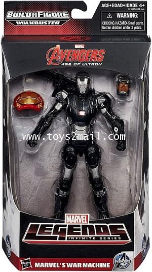 MARVEL LEGEND : AVENGERS Age Of Ultron HULKBUSTER SERIES : WAR MACHINE MK II Movie Ver. [2]