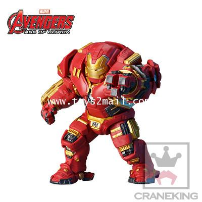 AVENGERS AGE OF ULTRON : WCF MEGA IRON MAN HULKBUSTER PRIZE TOY จาก BANPRESTO [SOLD OUT]