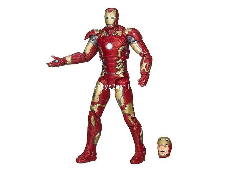 MARVEL LEGEND : AVENGERS Age Of Ultron : IRONMAN MK 43 ไม่มีชิ้นส่วน BAF. [OPEN IT!!! [SOLD OUT]