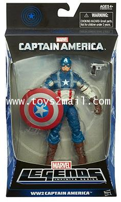 MARVEL CAPTAIN AMERICA WINTER SOLDIER : CAPTAIN AMERICA THE FIRST AVENGERS Ver. [SOLD OUT]