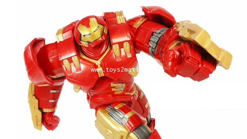 MARVEL LEGEND : AVENGERS Age Of Ultron HULKBUSTER SERIES BAF. HULKBUSTER สินค้าครบชิ้นส่วน [1]