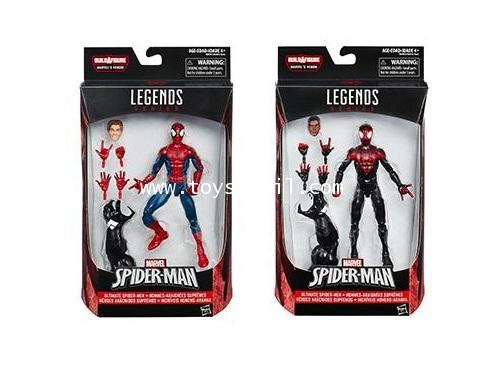 Marvel Action Figure VENOM Now Spider Man Movie Toy for Collection New Base