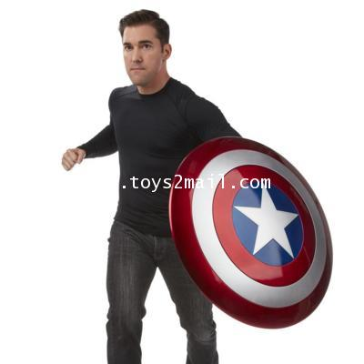 "Captain America Civil War 24/"" Shield"
