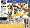 REVOLTECH : MOVIE REVO / AMAZING YAMAGUCHI Series 005 : X-MEN WOLVERINE [ล๊อต INTERNATIONAL] [SOLD]