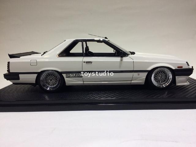 IGNITION MODEL 1:18 Skyline 2000 RS-X Turbo-C R30 Whi IG0994 #7223142