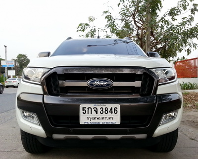2016 FORD RANGER WILDTRAK 3.2L AUTO 4D 4*4