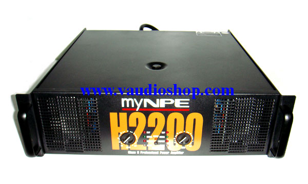 Power Amp My NPE H-2200