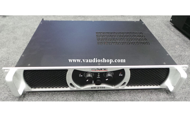 Power Amp My NPE AM-2100 (100Wx2)