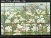 แสตมป์ชุดท่องเที่ยวทั่วไทย ชุดที่ 2 ปี 2543 เต็มแผ่น