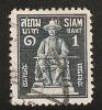 แสตมป์ชุด 150 ปี ราชวงศ์จักรี ปี 2475 ตัวติดดวงราคา 1 บาท