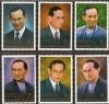 แสตมป์ไทยชุดงานฉลองสิริราชสมบัติครบ 60 ปี (ชุด 1) ปี 2549