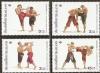 แสตมป์ชุดอนุรักษ์มรดกไทย ปี 2546 ชุด 16 ยังไ่ม่ใช้