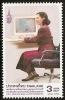 แสตมป์ชุดโครงการเทคโนโลยี่สารสนเทศเฉลิมพระเกียรติสมเด็จพระเทพฯ ปี 2547